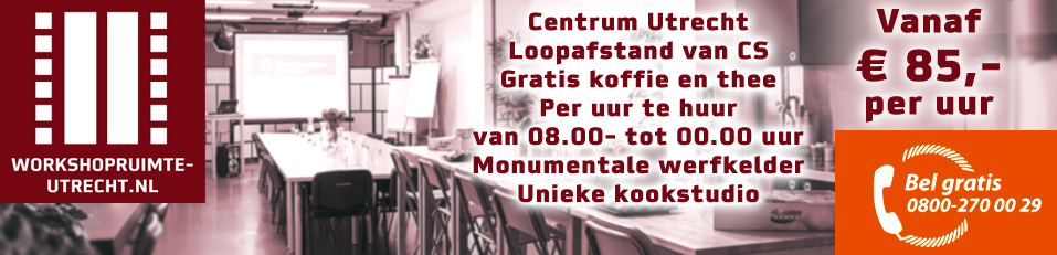Workshopruimte-utrecht.nl